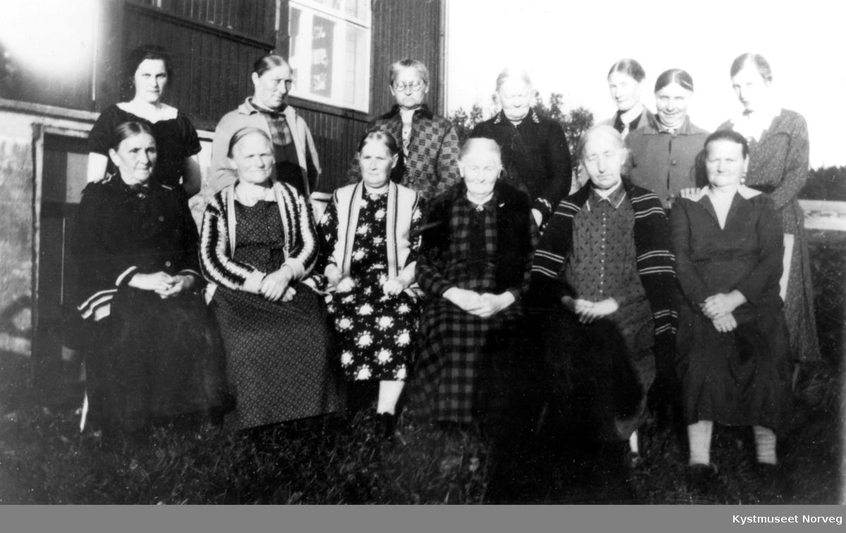 Kvinneforening på Kolvereid i Nærøy kommune