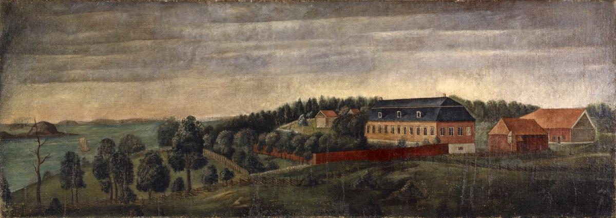 Grimsrød gård, Jeløya, Moss [landskap]