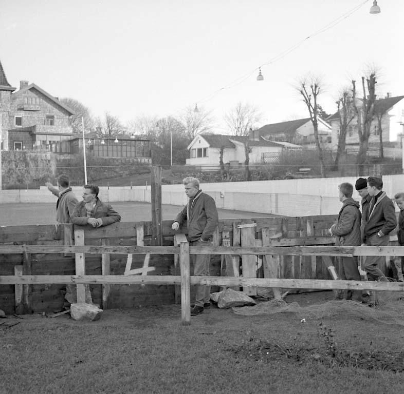 """Enligt notering: """"Marstrand Jan 1961""""."""