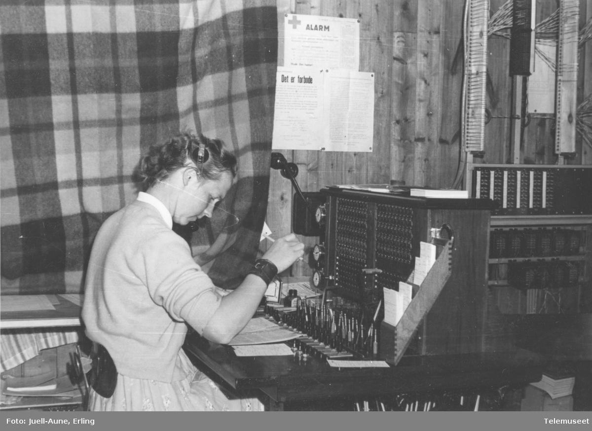Heggenes rikstelefonstasjon