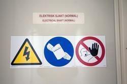 Bak merkingen på Valhall PH skjuler det seg en elektrisk sja