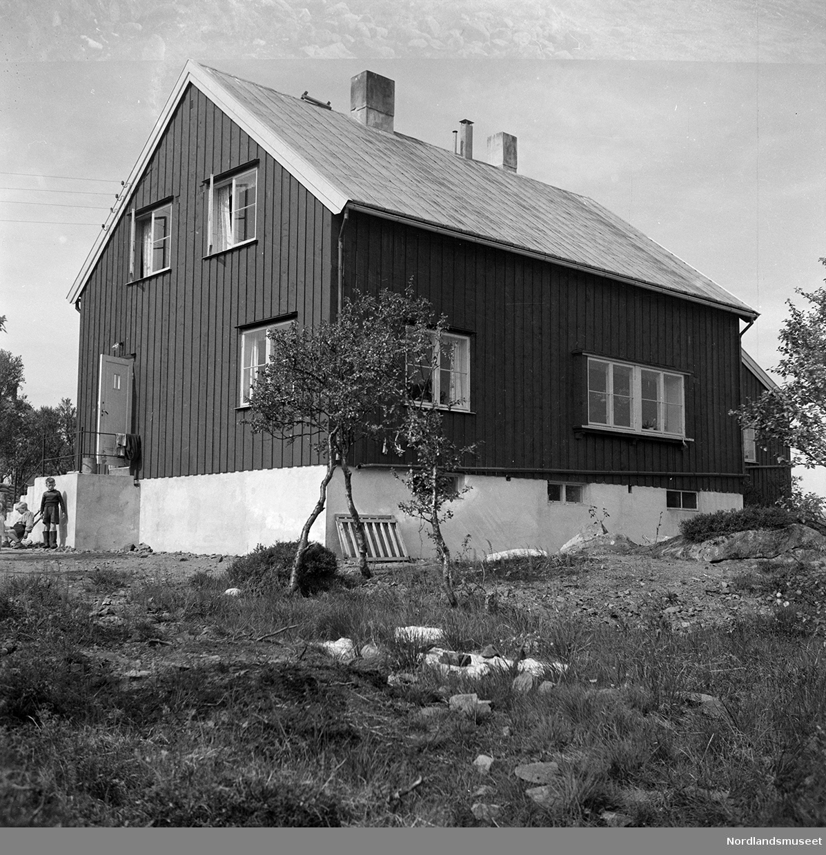 Et hus.