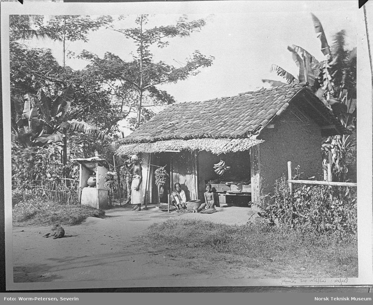 Indisk landsby