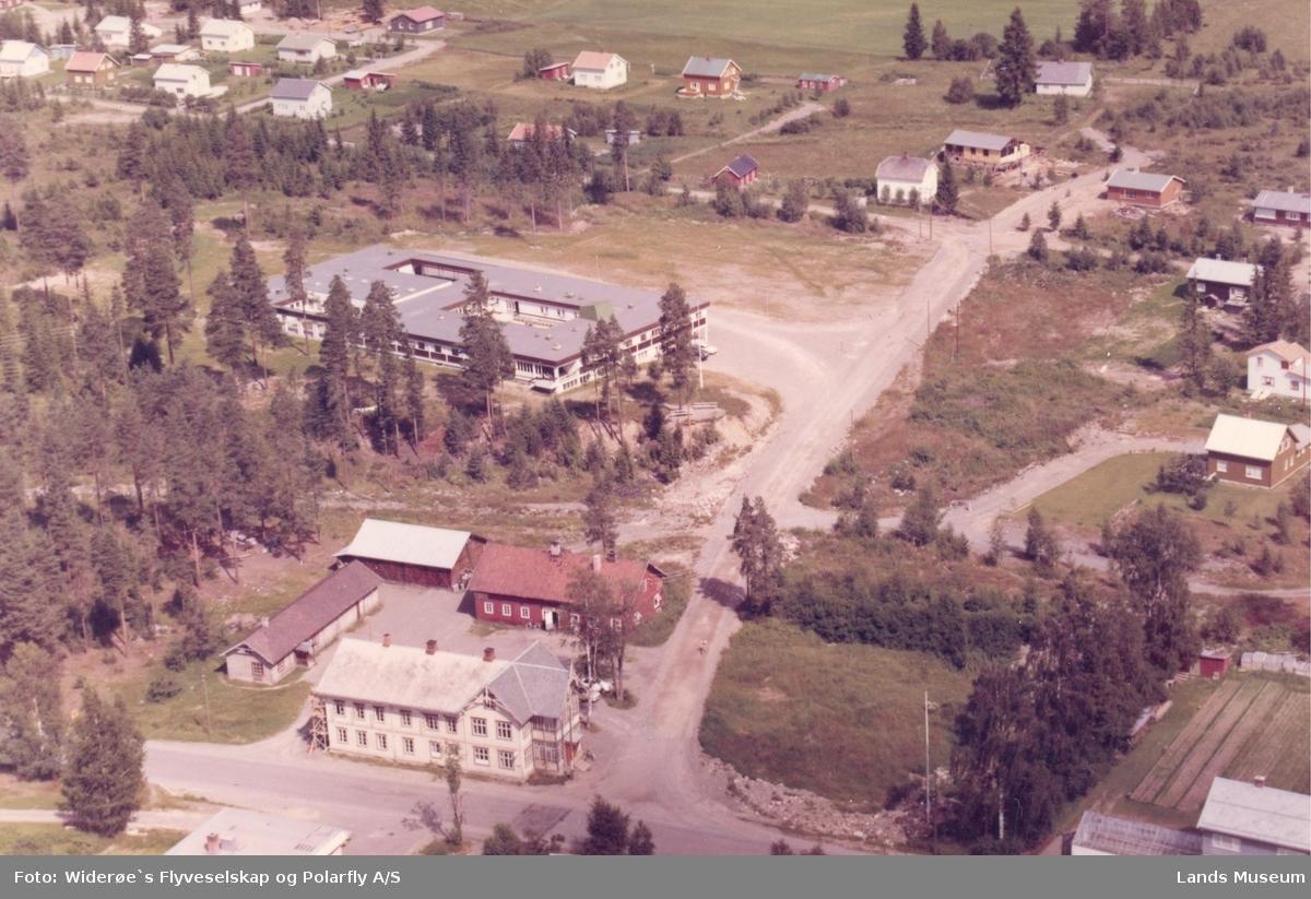 Flyfoto Hvemsgården