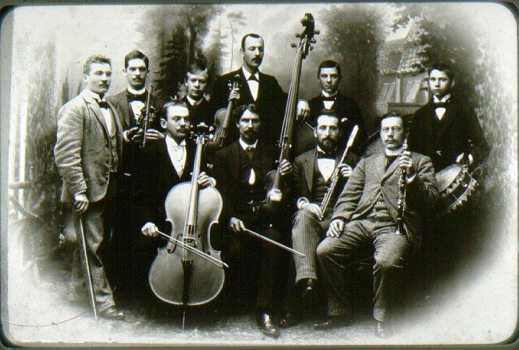 Musikföreningen Lyran 1893.
