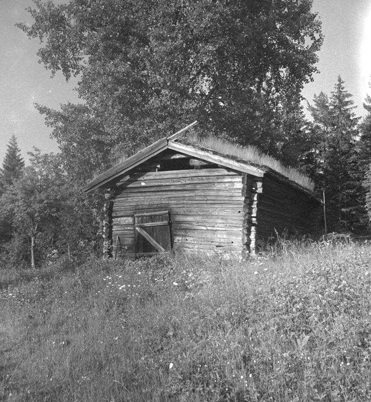 Byggnad.3 juli 1958.