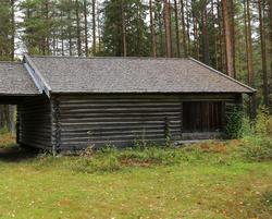 Løe fra Langnebba, Åsnes Finnskog (Foto/Photo)
