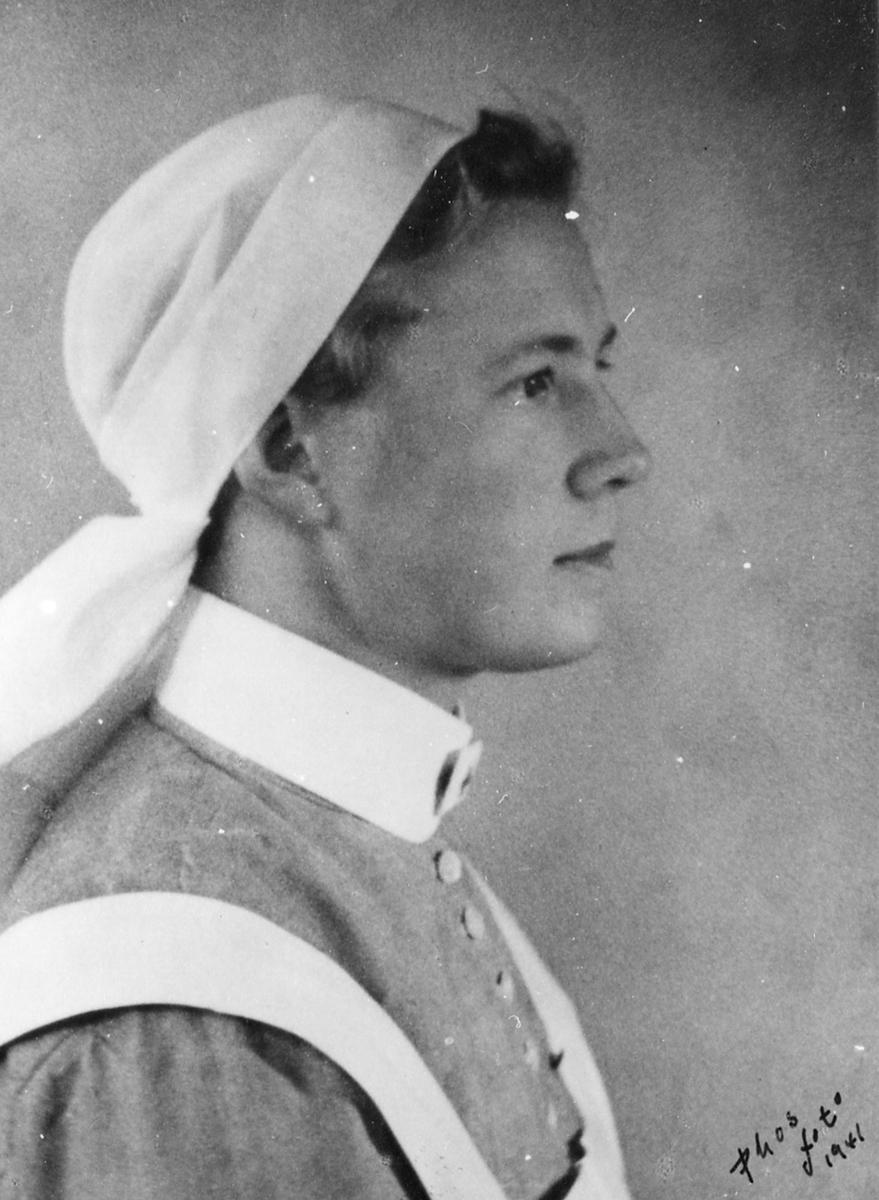 Audhild Grøtting,sykepleier