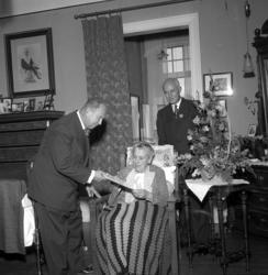 Lindgrens järnhandel firar 100-årsjubileum. Direktör Fridolf