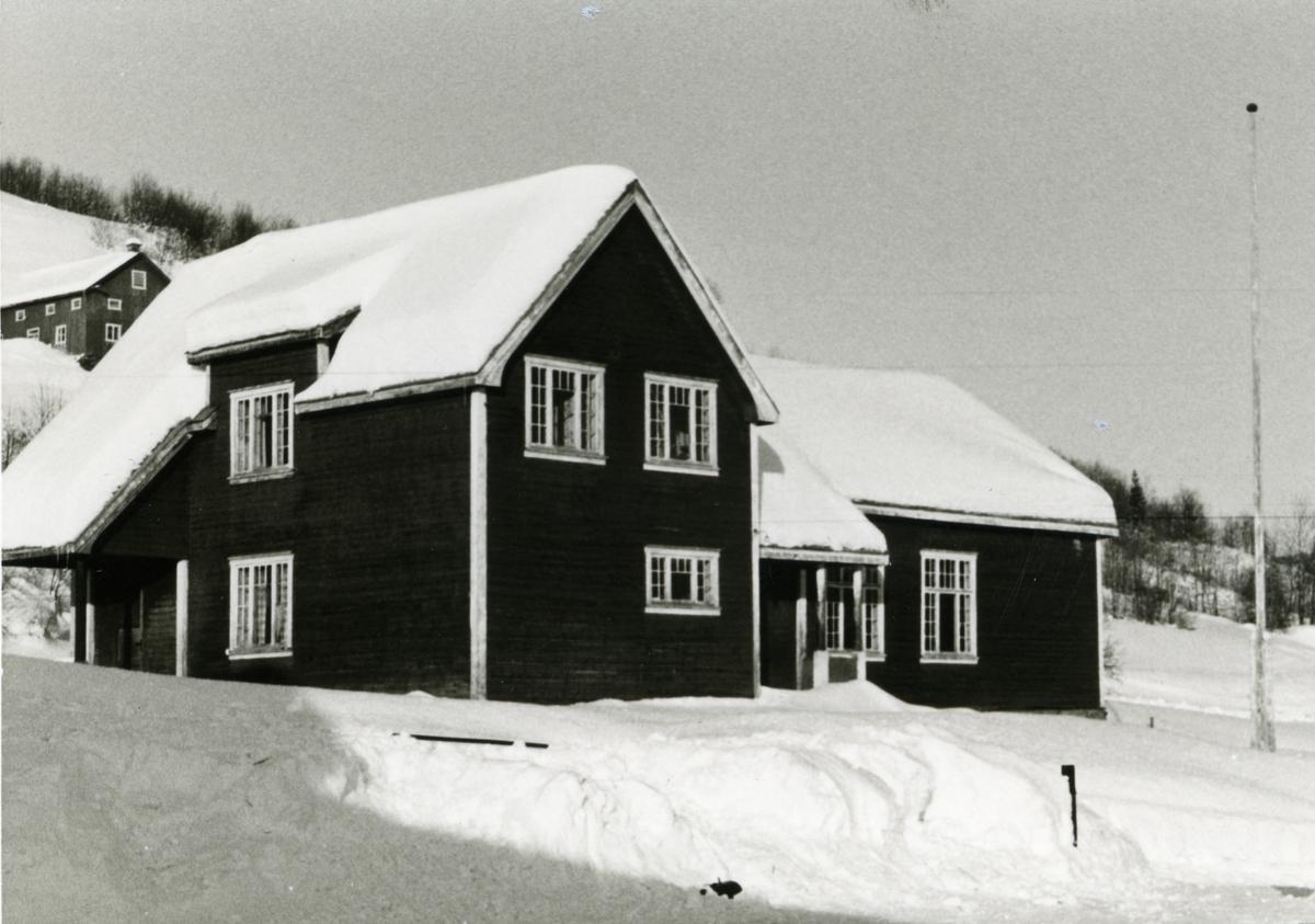 Reintun Forsamlingshus, Reinli i Sør-Aurdal kommune i Valdres.