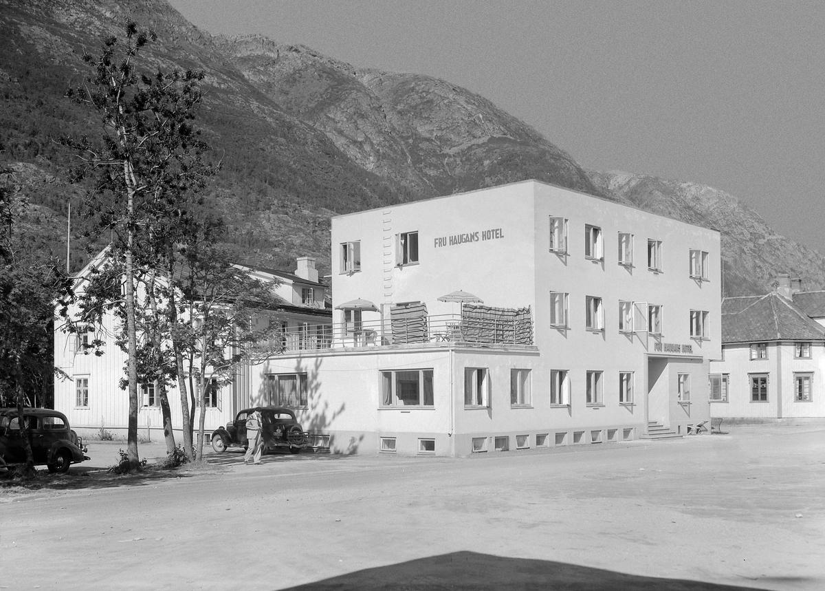Fru Haugans Hotel i Mosjøen
