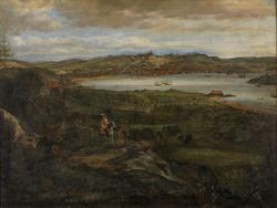 Halden (Fredrikshald) [Utsiktsbilde]