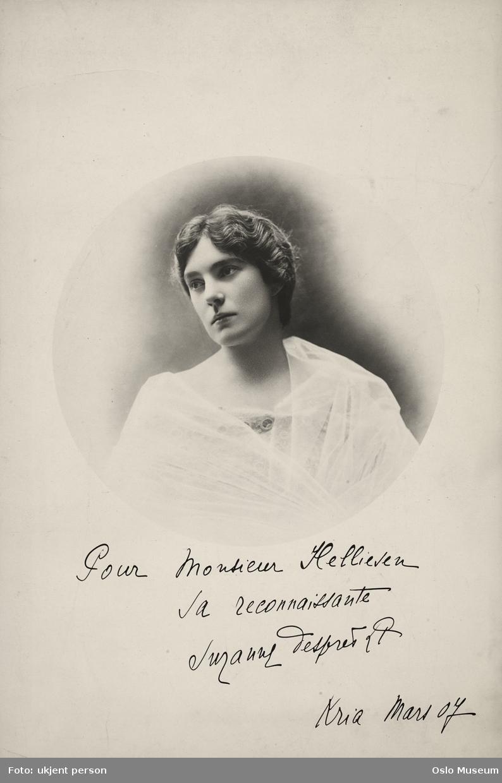 Desprès, Suzanne (1875 - 1951)