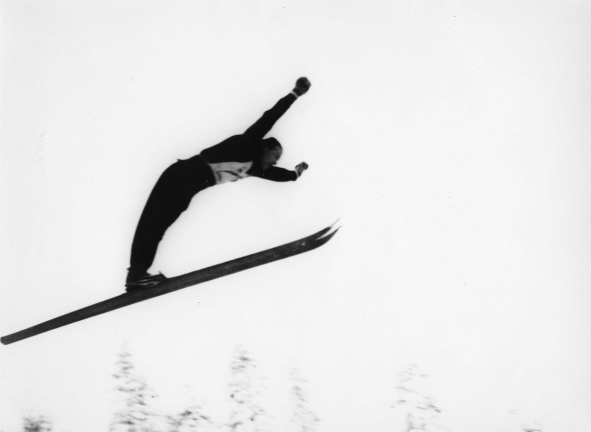 Kongsberg skier Hallvard Ulland