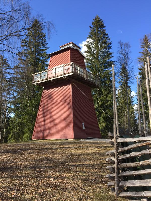 Brannvakttårnet (Foto/Photo)