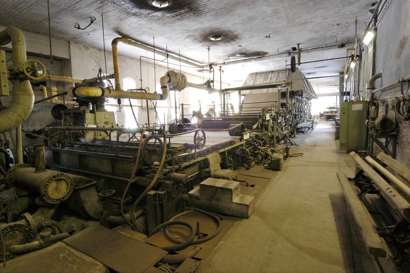 Papirmaskinhallen (Foto/Photo)