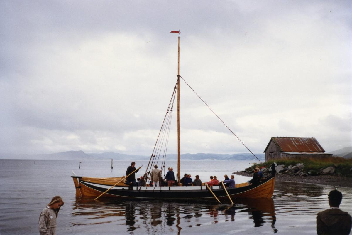 Sjøblomsten, bygd 1991.
