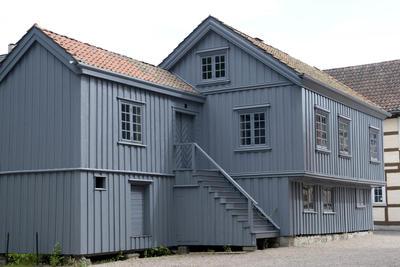 Bygård fra Kragerø. Foto/Photo
