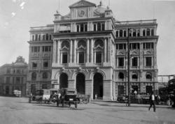 """""""Börsen"""", Havanna. Jan. 1920."""