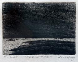 Skisse nr.13, 1980 [Grafikk]