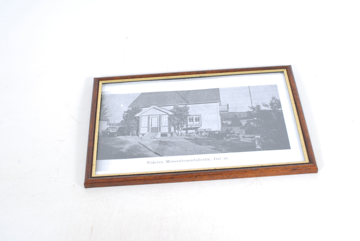 Eidsiva Mineralvannfabrikk, Dal st.