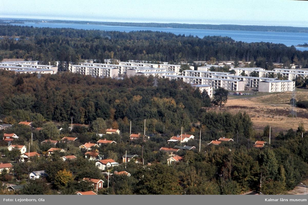 Utsikt från Vattentornet.