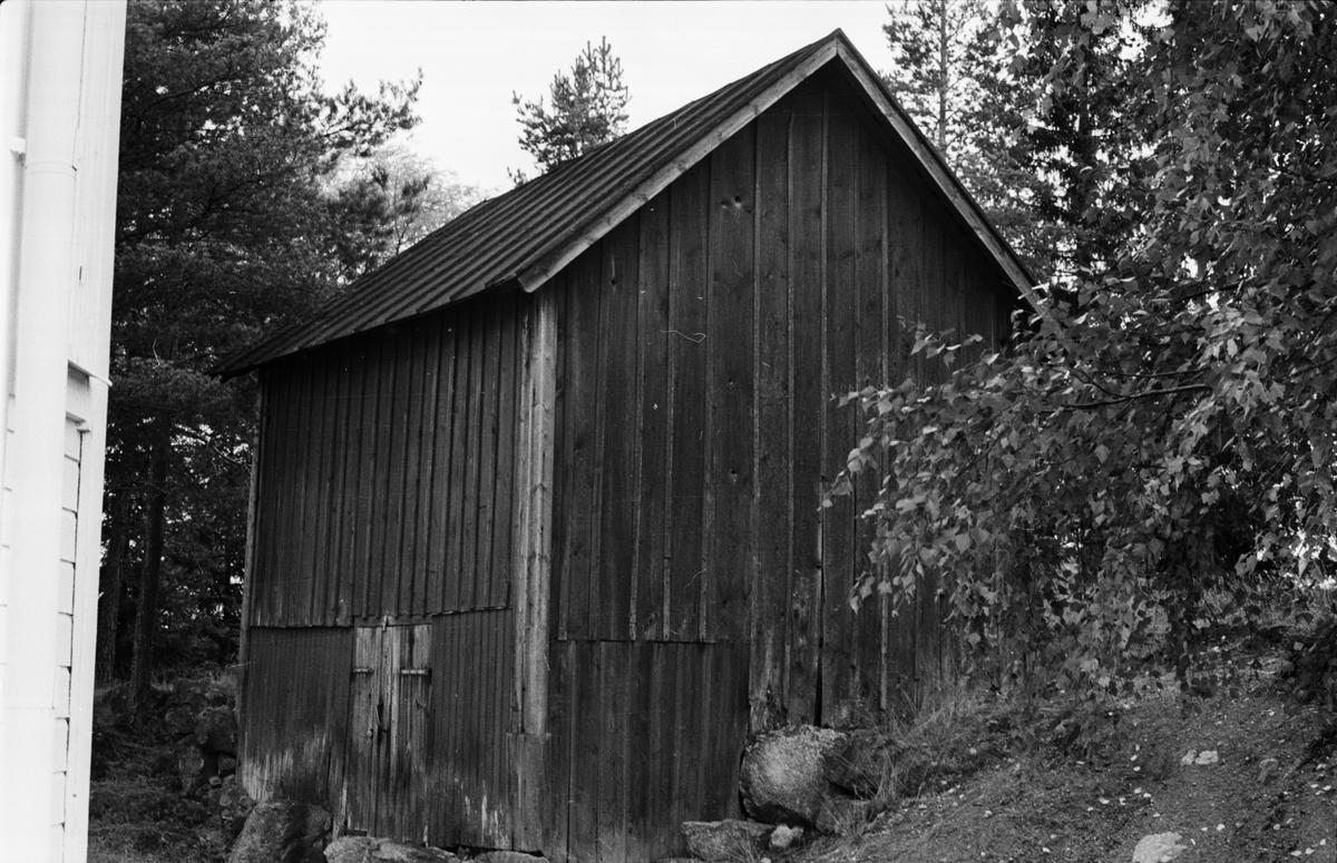 Uthus, Råsta 1:16, Råstaberg, Tensta socken, Uppland 1978