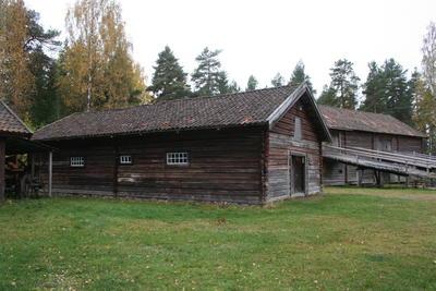 Fjøset. Foto/Photo