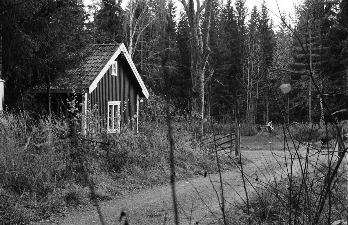 Väg till Tensta-Forsa 20:1, Tensta socken, Uppland 1978