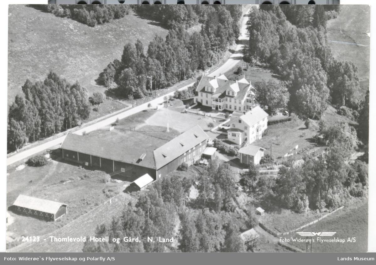 Thomlevold Hotell og gård, Nordre Land
