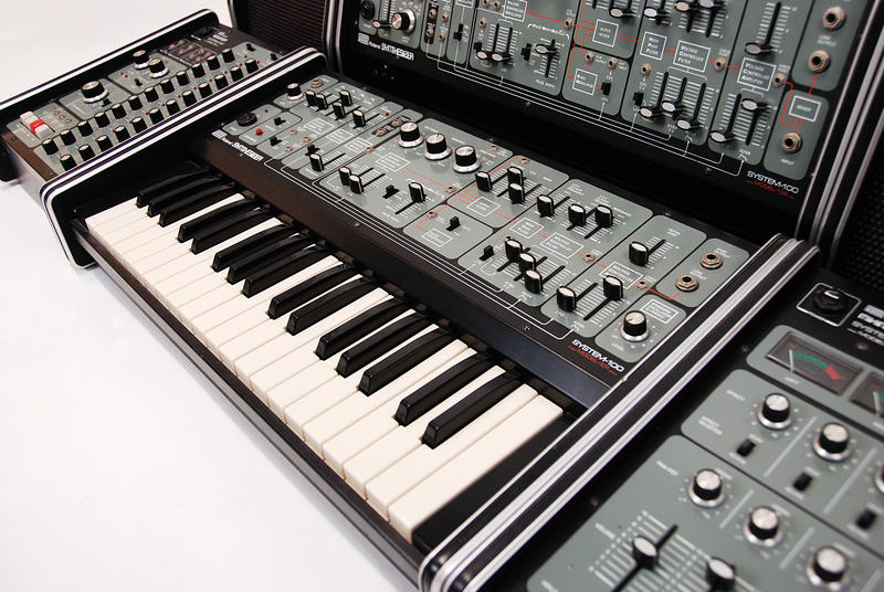 Synthesizer (Foto/Photo)