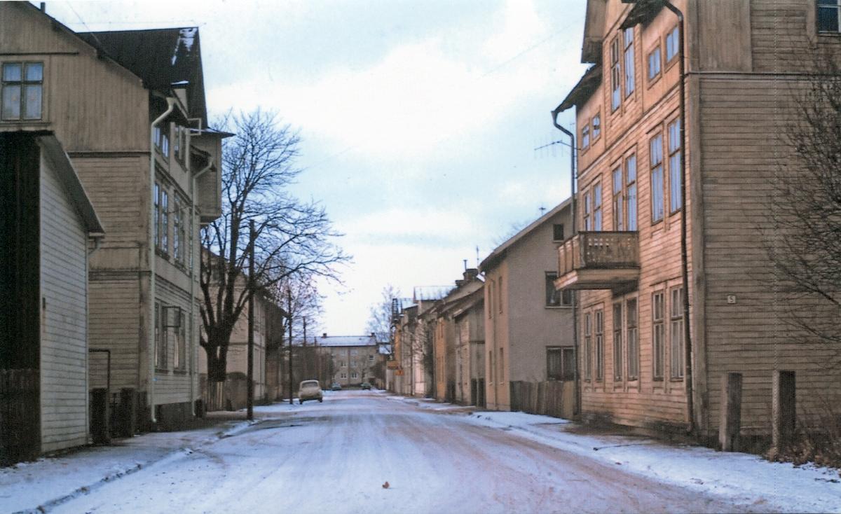 Karlstadsbild från tidigt 1970-tal.