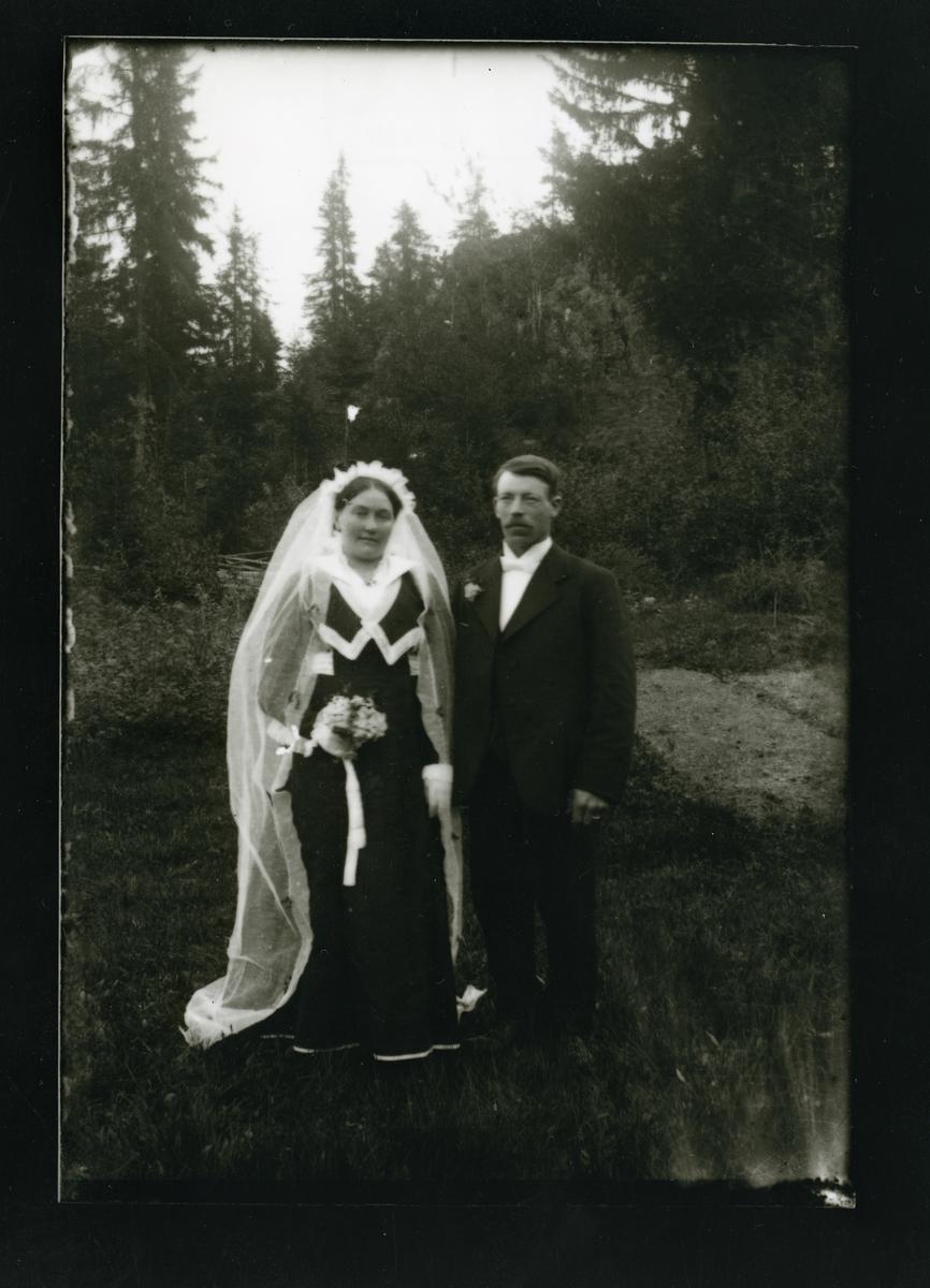 Knut og Marie Lundelien.