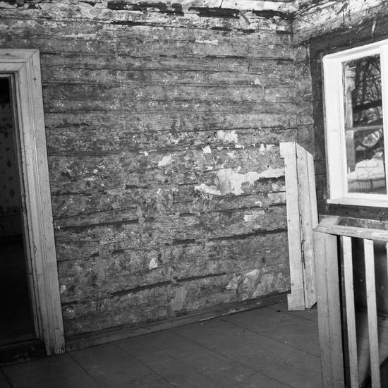Alvesta hembygsgård. NÖ byggnaden. 1958.
