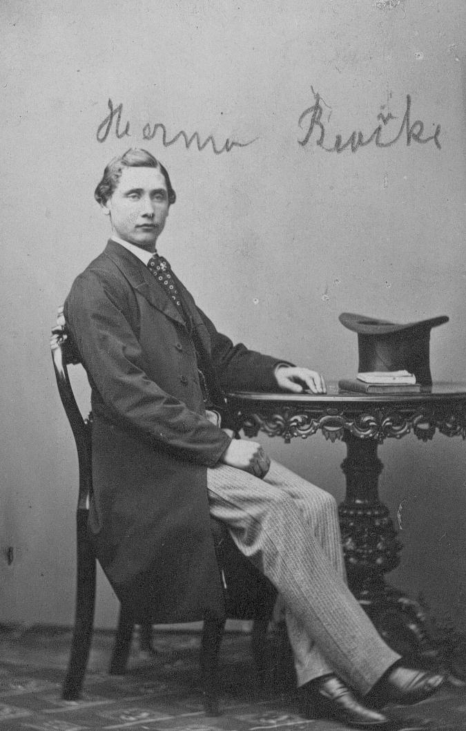 Herman Bräcke.