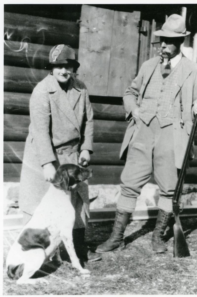 Pedor og Mathea Piltingsrud.