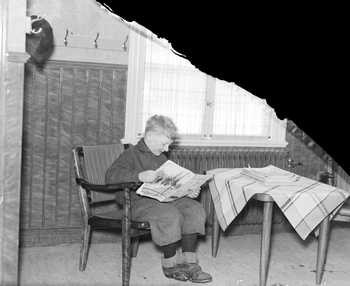 Gefle Stads Folktandvård  Väntrum