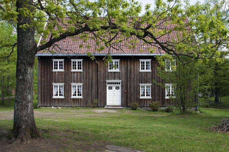 Børsumbygningen på Seiersten, MiA Follo museum (Foto/Photo)