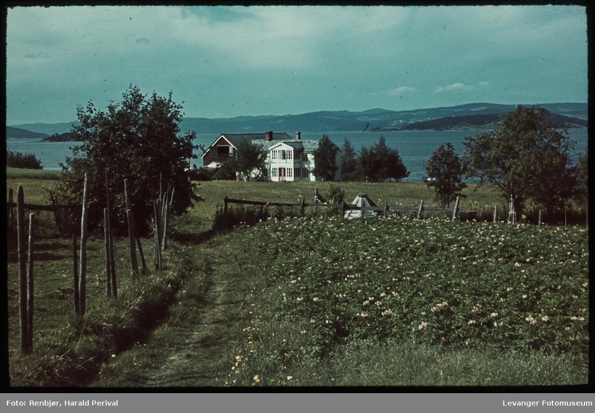 Landskap i Skogn.