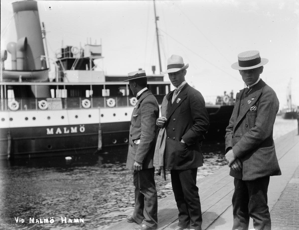 Altuna Skytteförenings resa till Malmö: