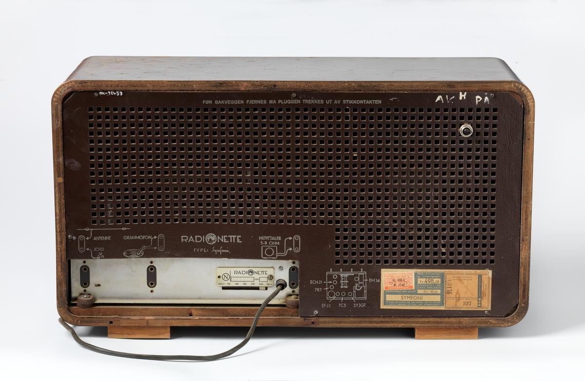Radionette Symfoni [Radio]