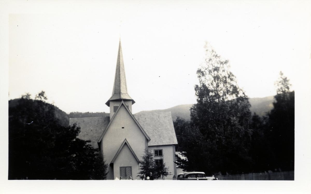 Bagn Kyrkje, Sør-Aurdal.