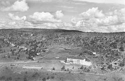 Nevra Høifjellshotell, Nordseter, Lillehammer, 18.08.1951, h