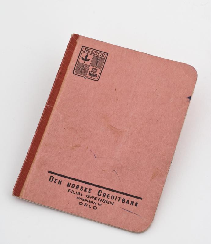 Bankbok NF.1986-1097 (Foto/Photo)