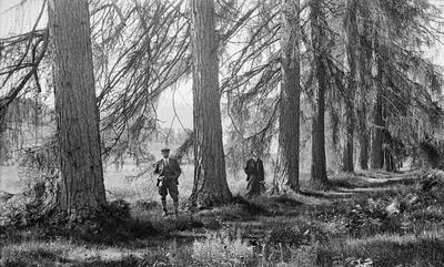 De såkalte «Sandviklerkene» i Tingvoll kommune på Nord-Møre, fotografert i 1932. (Foto/Photo)