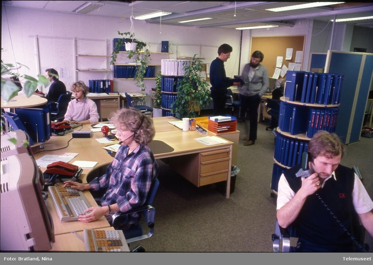 Arbeidsmiljø Norsk Data