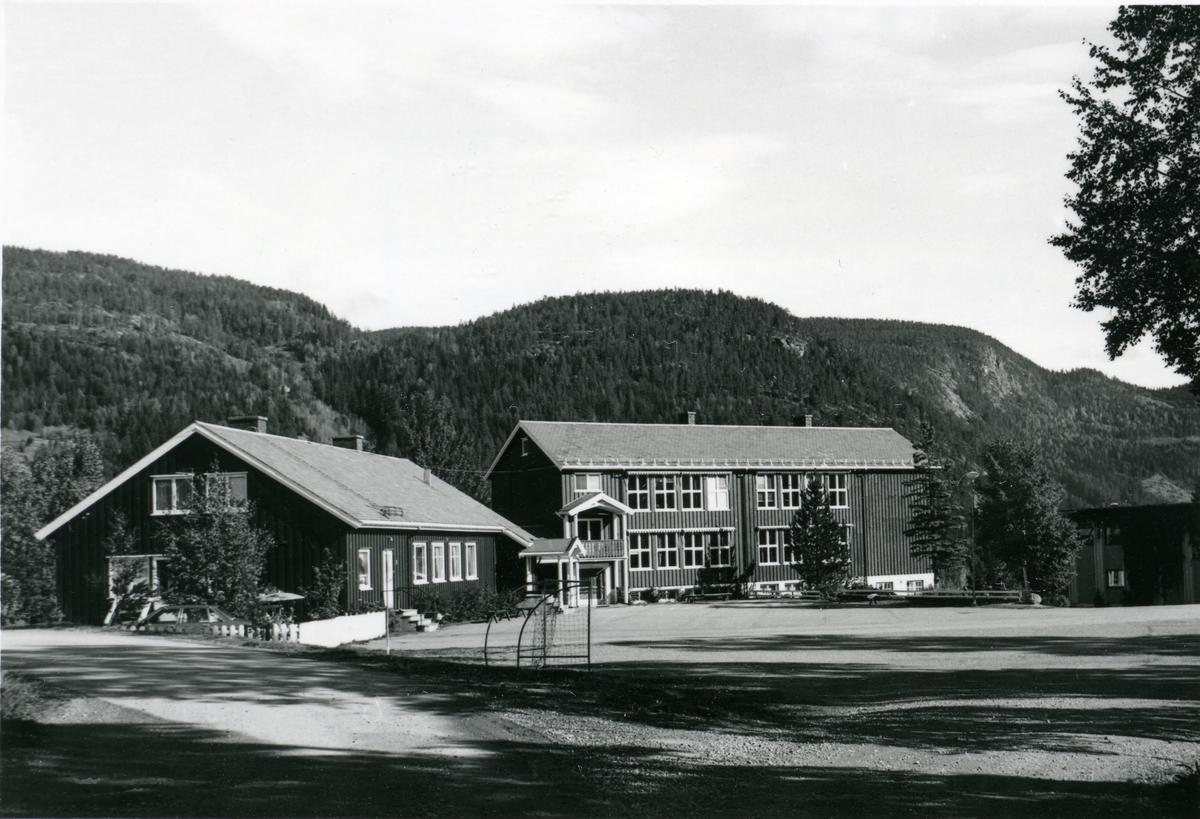 Begnadalen skule, Sør-Aurdal.