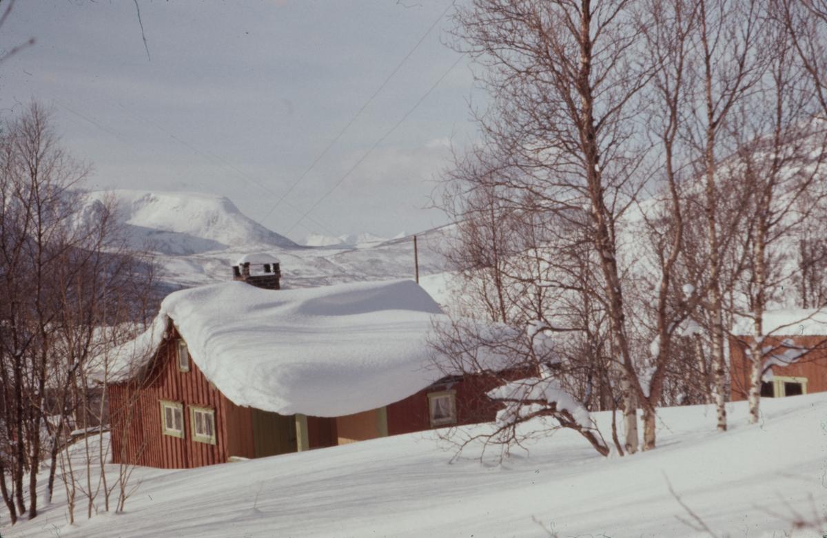 Hytte på Elstenga i Kasfjord.