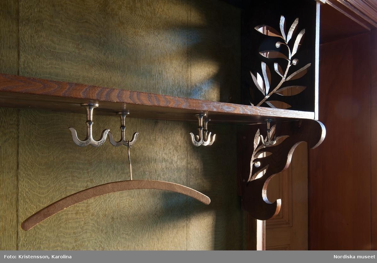 Tyresö slott, interiör, detaljer
