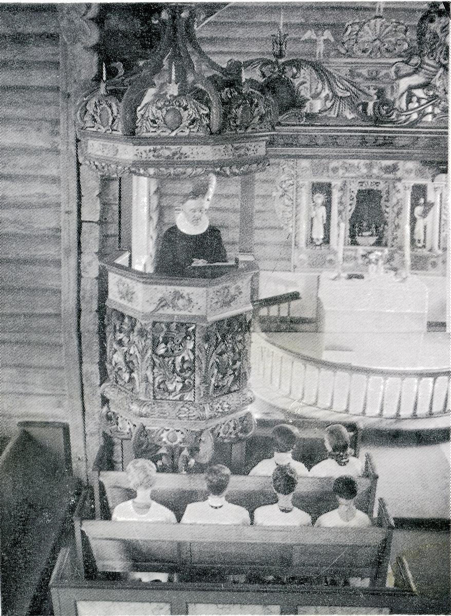 Konfirmasjon i Bagn kyrkje.